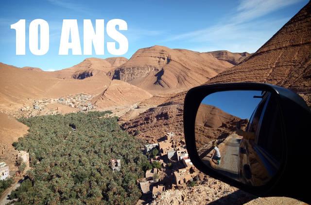 Agence de voyage Tamazirt Evasion fête ses 10 ans