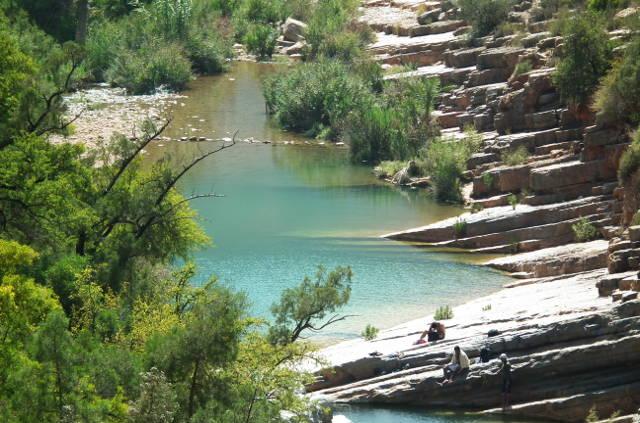 Excursion à Agadir la vallée du Paradis