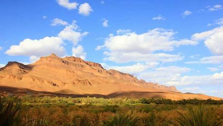 Circuit Villes impériales et désert, Djebel kissane