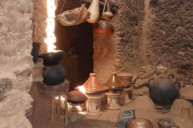 Circuit au Maroc visite d'une maison traditionnelle