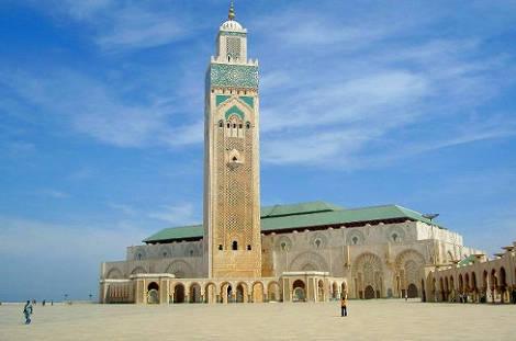 Mosquée Hassan II de Casablanca