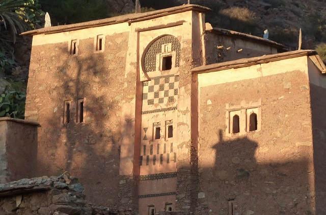 Maison berbère de Tafraoute