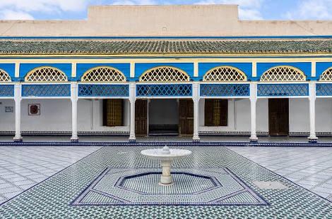 Palais à Marrakech