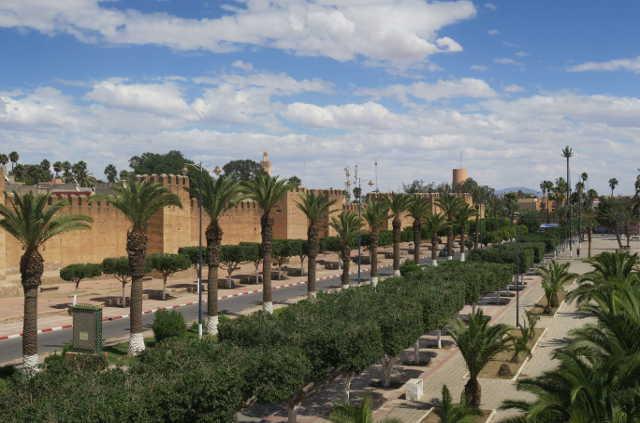 Taroudant excursion au départ d'Agadir